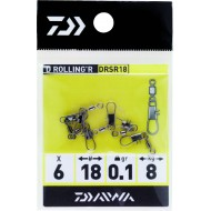 Emerillons Rolling agrafe D'ROLLING R DAIWA