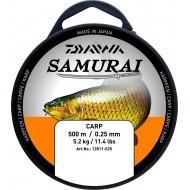 Fil de pêche Nylon Daiwa SAMURAI pêche Carpe