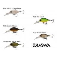 Leurre DAIWA TOURNAMENT ROLLING CRANK DR-F leurre poisson nageur 3,2cm - 3,6 g