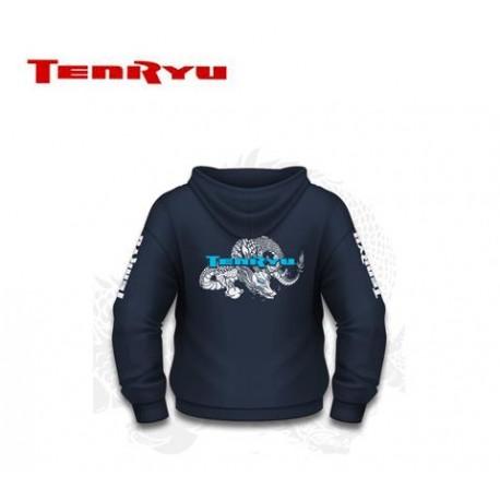 SWEAT A CAPUCHE TENRYU