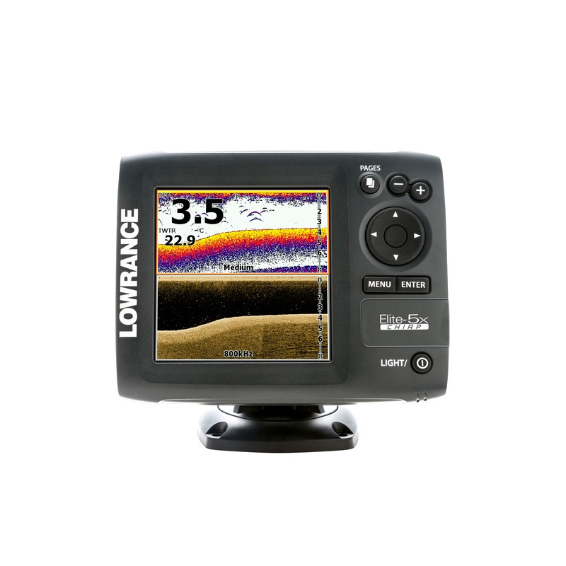 sondeur elite 5 x chirp lowrance. Black Bedroom Furniture Sets. Home Design Ideas