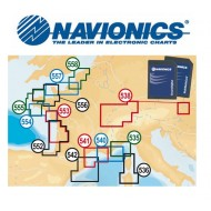 Carte NAVIONICS GOLD SMALL 2 SD FRANCE