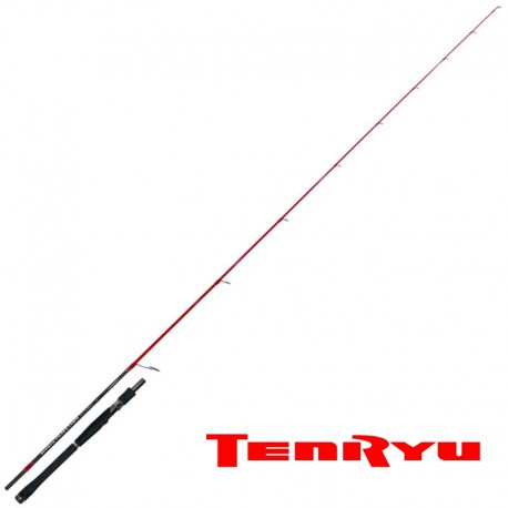 canne TENRYU INJECTION SP73M carnassier