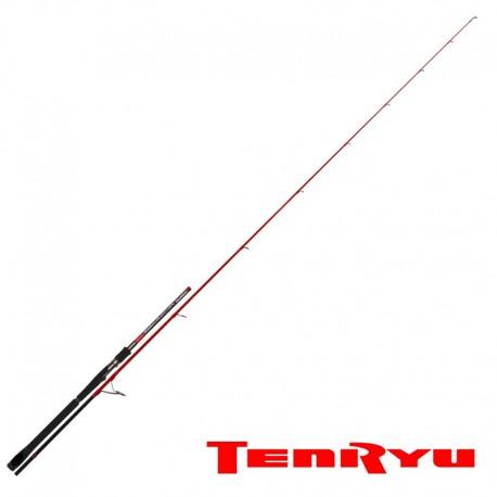 canne TENRYU INJECTION SP 82 M mer et eau douce carnassier