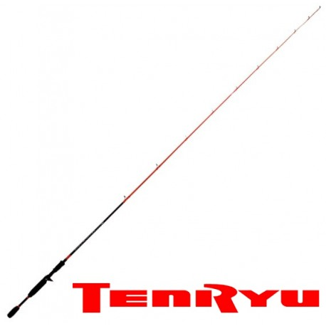 canne TENRYU INJECTION BC 67 MH mer carnassier