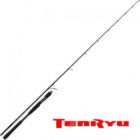 canne TENRYU INJECTION SP 73 XH mer et eau douce carnassier