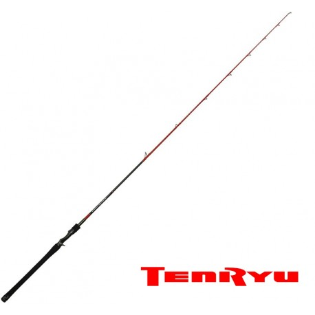 canne TENRYU INJECTION BC 62 XH eau douce brochet