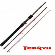 Canne bait casting TENRYU INJECTION BC 68 XH TRAVEL Mer et eau douce carnassier