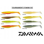 Leurre souple DAIWA TOURNAMENT D' SWIM FAT shad 13 cm 12 g Par 4