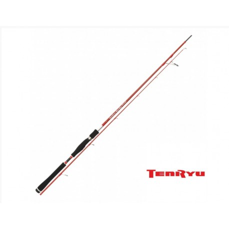 canne TENRYU ROD BAR EVOLUTION 2 mer carnassier