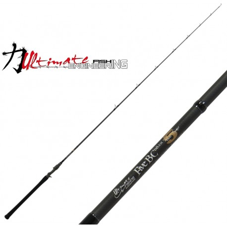 canne ULTIMATE FISHING FIVE BC 68 XH POWER GAMER