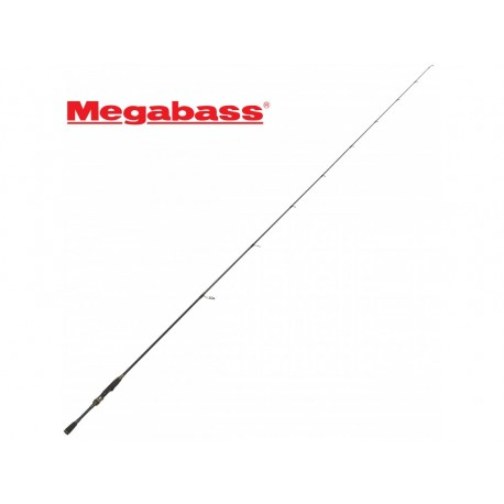 canne MEGABASS DESTROYER FRENCH LIMITED F6 70 XS