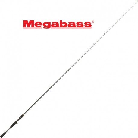 canne MEGABASS DESTROYER FRENCH LIMITED F3 610 X