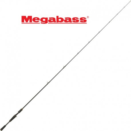 canne MEGABASS DESTROYER FRENCH LIMITED F5 68X