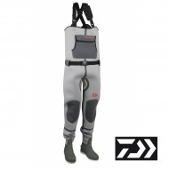 WADERS DAIWA NEOPRENE 5 MM SEMELLE MIXTE